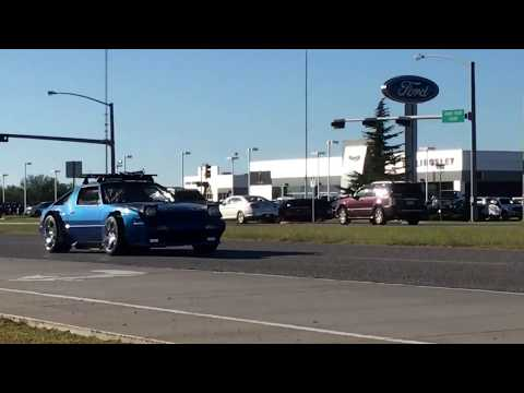 Chrysler Conquest TSi widebody LS1 swapped, Drive-by