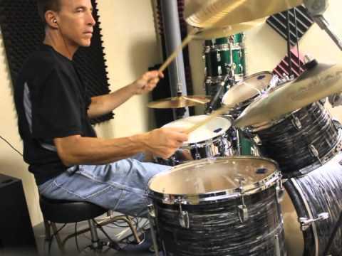 Steely Dan - Aja - Drum Cover - Steve Gadd