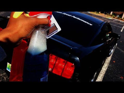 How to Remove Stickers Off Car Windows
