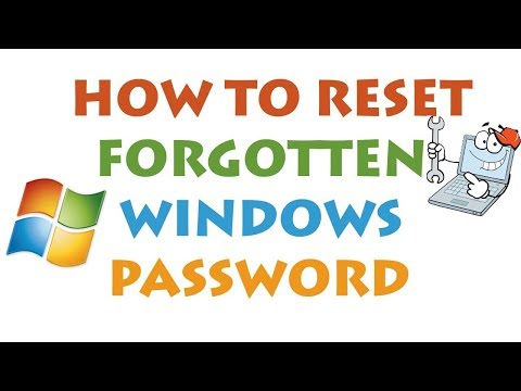 How To Reset Your Forgotten Windows Password In Nepali