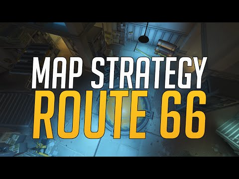 Overwatch - Map Strategy: Route 66
