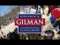 Gilman Scholarship Alumna Victoria Zheng
