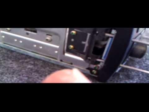 How to Remove Ford radio