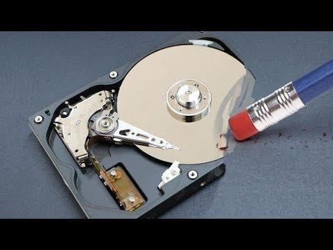 Eraser - Free Hard Drive, USB Drive, File, & Data Wiping Software - 2017