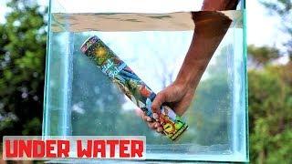 SKYSHOT UNDER WATER | Best Diwali Experiment
