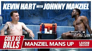 Download Kevin Hart and Johnny Manziel Get Down And Dirty When Discussing A Possible Comeback Video