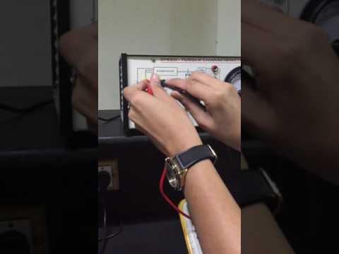 servo motor kit experiment part1 || control system ||