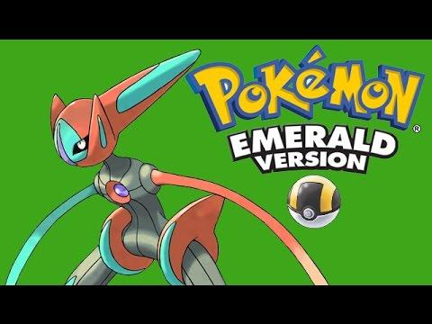Pokémon Emerald | Capturando o Lendário Deoxys