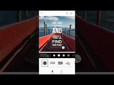 How to Fast Add Fonts and Quotes on Photos - TextArt App