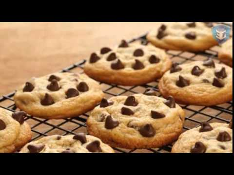 The chemistry of cookies