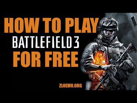 How to play BF3 Multiplayer for free [Full Tutorial] [zloemu.org]