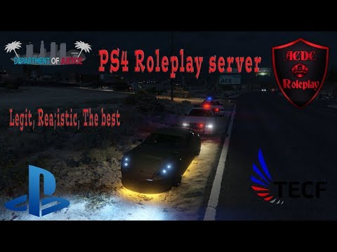 Best GTA V Roleplay Server For PS4/Xbox 1 [OPEN] (Realistic)