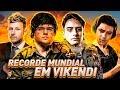 Download Video Download RECORDE MUNDIAL DO MAPA DA NEVE *49 KILLS SQUAD* | PUBG 3GP MP4 FLV