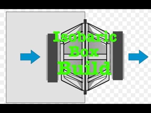 Isobaric Box Build Part 1 (Savard Pro Series 12)
