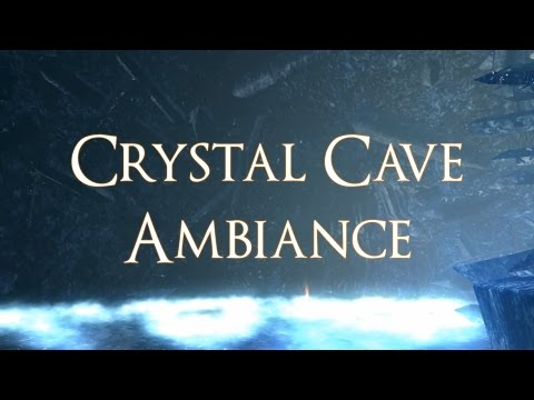 Dark Souls Ambient Sounds Crystal Cave