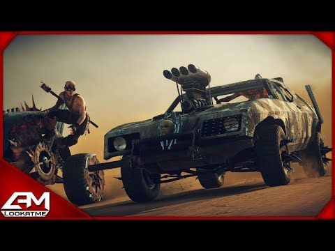 Let's Play: Mad Max Ep2 [Live]