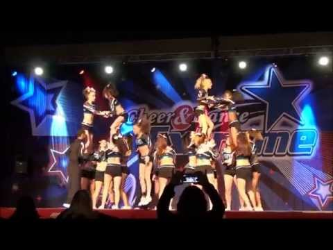 CDA COED LEVEL 4 -TEAM KARMA LANCASTER PA