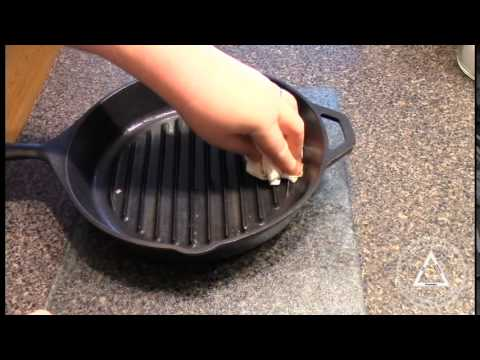 Strip And Reseason lodge Cast Iron Cookware The Easy Way