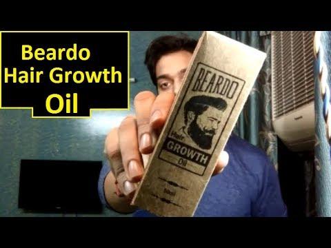 Beardo Hair Growth Oil    How to use - correct method    Best Beard Growth Oil