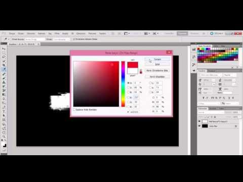 Adobe Photoshop Cs5 : Speed Font Color Text