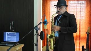 Instrumental Music - Saxophone -  Pal Pal Dil Ke Paas