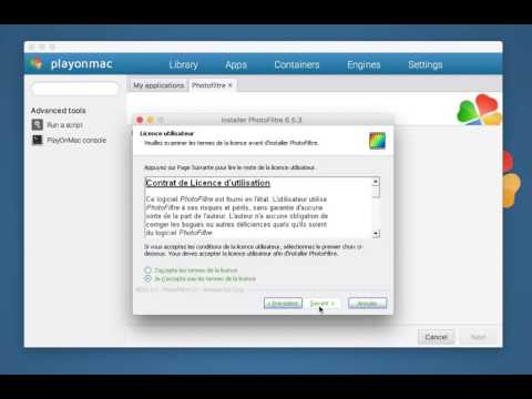 PlayOnLinux 5 : User Interface