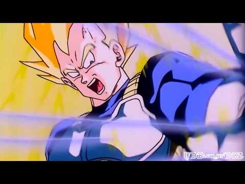 Vegeta's Big Bang Attack (1080p HD)