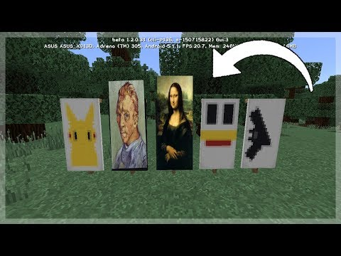 MCPE | 5 more Cool Banner Designs!!! Minecraft PE 1.2
