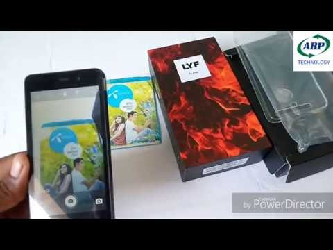 [ Hindi - हिन्दी ] LYF Flame 1 Full Unboxing on Future