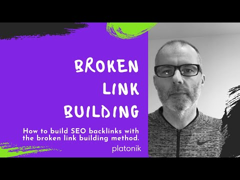 Broken link building : Step by step guide how to get backlinks to your website