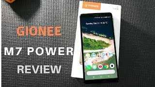 Gionee M7 Power Full Review with Pros & Cons in Hindi