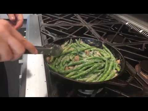 How to Make Skillet Green Bean Casserole | Cooking Light