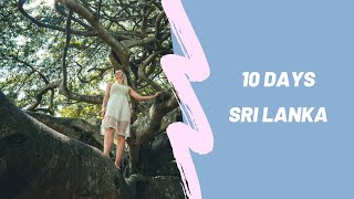 10 days wonderful travel to SRI LANKA (after Easter 2019 attacks)