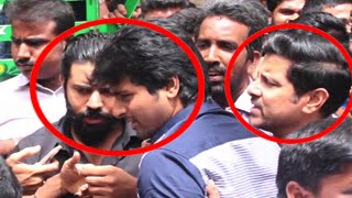 Actors Sivakarthikeyan, Vikram and Nivin pauly Attacked by Chennai Fans