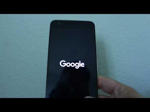 Nexus 6P   **   RESET PASSWORD * HARD RESET