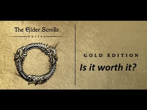 ESO GOLD EDITION VS NORMAL EDITION which one should i get?