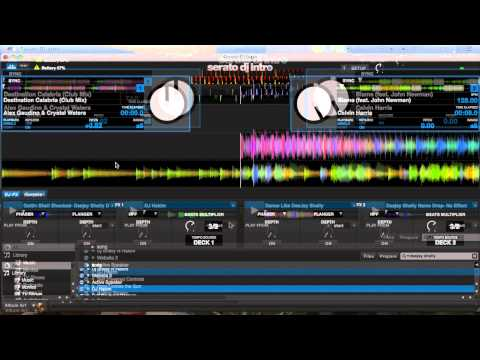 Beginner DJ: Quick Tip on How to Use Samples in Serato DJ Intro