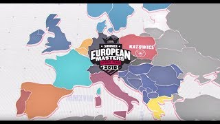 LoL - MAD Lions E.C vs. Ninjas in Pyjamas - Partido 1 - Gran Final - European Masters 2018