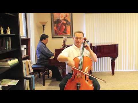Chorus from Judas Maccabaeus from Suzuki Book 2 - Cello Instruction with Kayson Brown