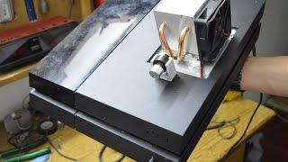 Building the Ultimate PS4 Modded e✘treme