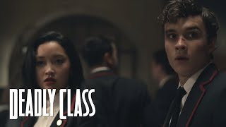 Download DEADLY CLASS | Season 1, Episode 2: Poison Problems | SYFY Video