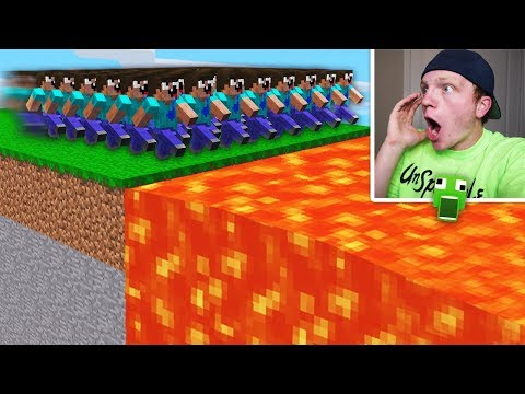 TROLLING MY WHOLE MINECRAFT SERVER!