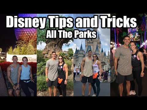 Disney Tips and Tricks - Epcot, Hollywood Studios, Animal and Magic Kingdom Vlog