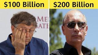 "10 log Jinke samne ""Bill Gates"" hain Gareeb // 10 People Who make Bill Gates look Poor"