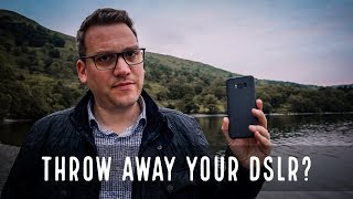 Landscape Photography with a Mobile Phone