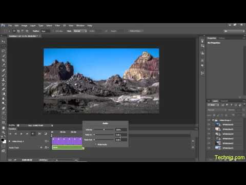 How to Create Slideshow in Photoshop?