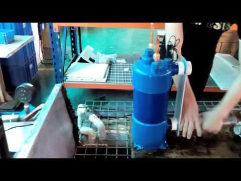 Swimming Pool Heat Pump Titanium Heat Exchange Leakage Check