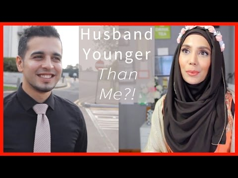 HUSBAND YOUNGER THAN ME?!   #OcTalkber   Amena