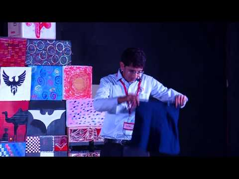 Operation Excellence: Running your company as a game | Harsha Chaturvedi | TEDxPESITBSC