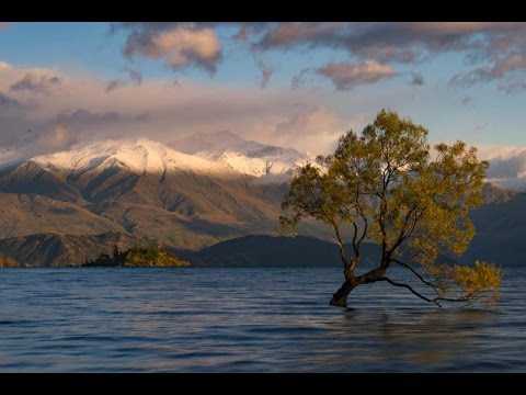 New Zealand South Island tour by RV Campervan